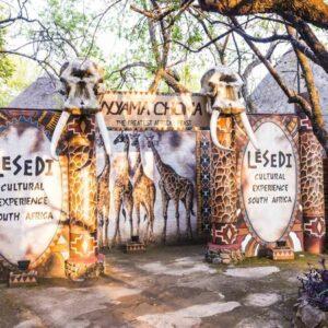 Lesedi Cultural Village Deluxe