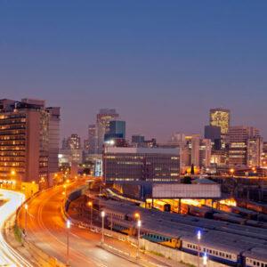 OR Tambo to Pretoria City, Centurion, & East.