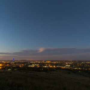 Pretoria at Night
