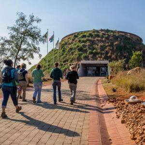 Caves At Maropeng Centre