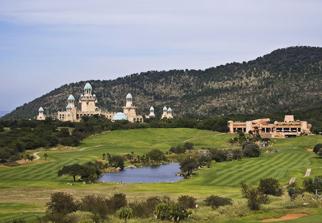 In addition to the popular Pilanesberg Safari, You might as well do a Sun City Tour.